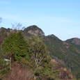 岩小谷山より平山明神山